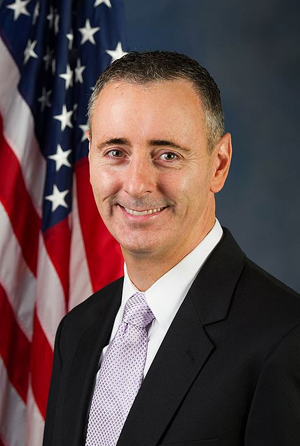 Congressman Brian Fitzpatrick, serving in the House of Representatives