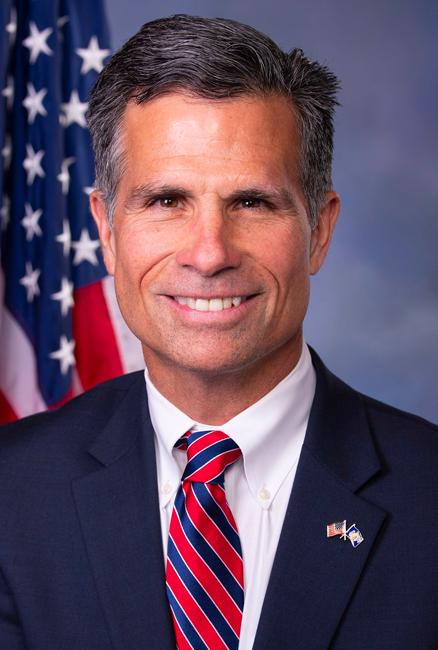 Congressman Dan Meuser, serving in the House of Representatives